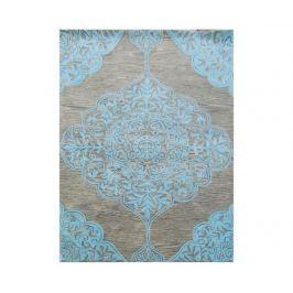 Koberec Kirman Light Blue 153x244 cm