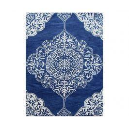 Koberec Kirman Dark Blue 153x244 cm