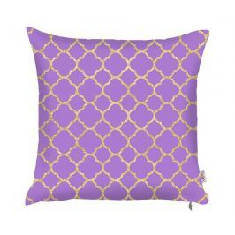 Povlak na polštář Diamond on Purple 43x43 cm