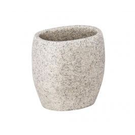 Pohár do koupelny Puro Light Grey