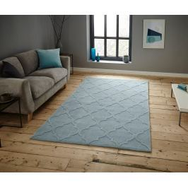Koberec Hong Kong Light Blue 120x170 cm