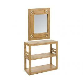 Sada konzola a zrcadlo Badas