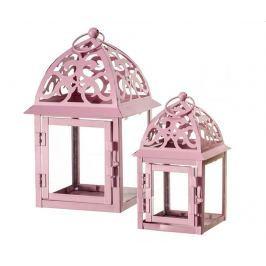 Sada 2 luceren Street Pink