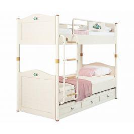 Dětská dvoupatrová postel Flora