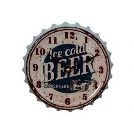 Nástěnné hodiny Beer