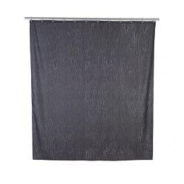 Sprchový závěs Deluxe Grey 180x200 cm