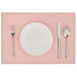 Sada 2 prostírání Odalis Pink 33x45 cm