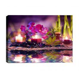 Obraz 3D Purple Place 50x70 cm