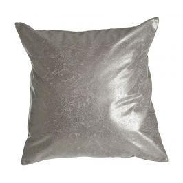 Dekorační polštář Clark Silver 45x45 cm