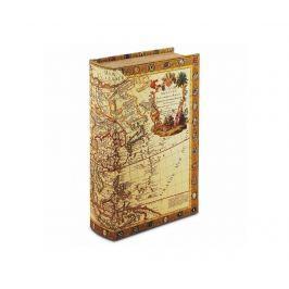 Krabice ve tvaru knihy World