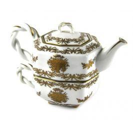 Sada čajník a šálek Bouquet