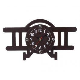 Nástěnné hodiny Airplane