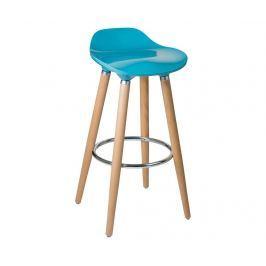 Barová židle Stockholm Turquoise