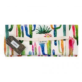Deka na piknik Watercolor Cactus 140x170 cm