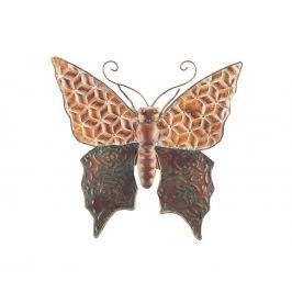Nástěnná dekorace Butterfly Geometric