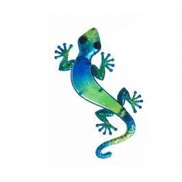 Fosforeskující nástěnná dekorace Lizard Big Light Round