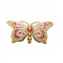 Šperkovnice Pink Butterfly