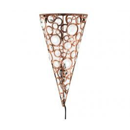 Nástěnné svítidlo Glam Cone