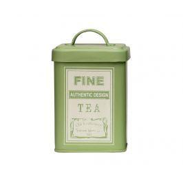 Dóza s víkem na čaj Whitby Green