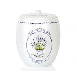 Odpadkový koš s víkem Lavender 5 L