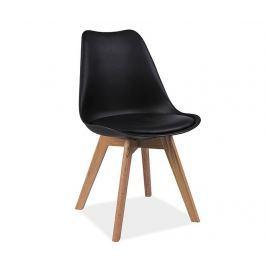 Židle Korso Sen Black
