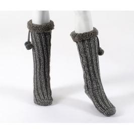 Domácí obuv Sleeper Grey 36-40