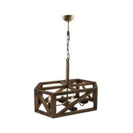 Závěsná lampa Patara Four