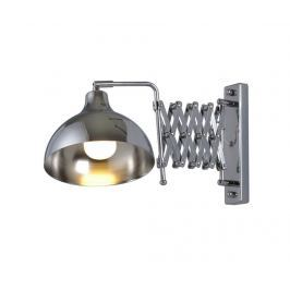 Nástěnné svítidlo Baha Chrome