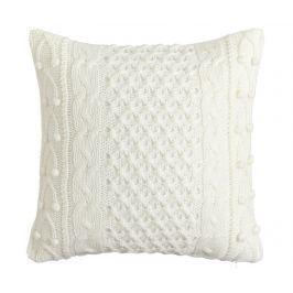 Dekorační polštář Denmark White 45x45 cm