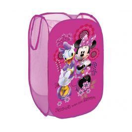Skládací úložný koš na hračky Minnie Friends