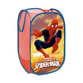 Skládací úložný koš na hračky Ultimate Spiderman