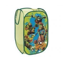 Skládací úložný koš na hračky Ninja Turtles