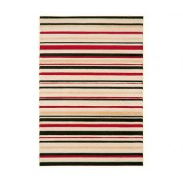 Koberec Vogue Stripes Red 160x230 cm
