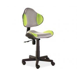 Dětská kancelářská židle Green