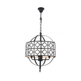 Závěsná lampa Nutra Maxi Black