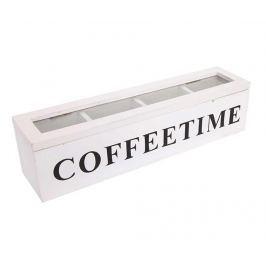 Krabice s víkem Coffee Time