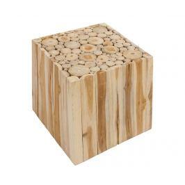 Stolek Cubo Natural