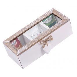 Krabice s víkem na čaj Ria