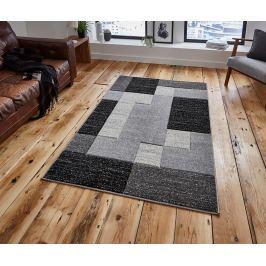 Koberec Matrix Black 80x150 cm