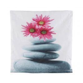 Dekorační polštář Pink Flowers 45x45 cm