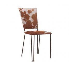 Židle Cow