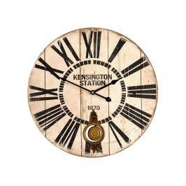 Nástěnné hodiny s kyvadlem Kensingthon