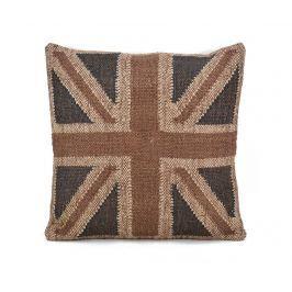 Dekorační polštář England 60x60 cm