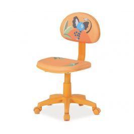 Dětská kancelářská židle Orange Elephant
