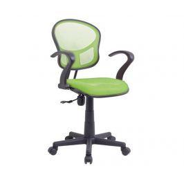 Dětská kancelářská židle Green Style