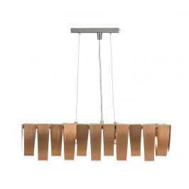 Závěsná lampa Roger Copper