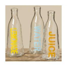 Sada 3 láhví Limone, Water and Juice