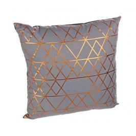 Dekorační polštář Triangles 40x40 cm