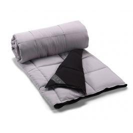 Peřina Combi Grey and Black 180x220 cm