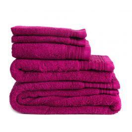 Sada 3 ručníků Lisa Purple